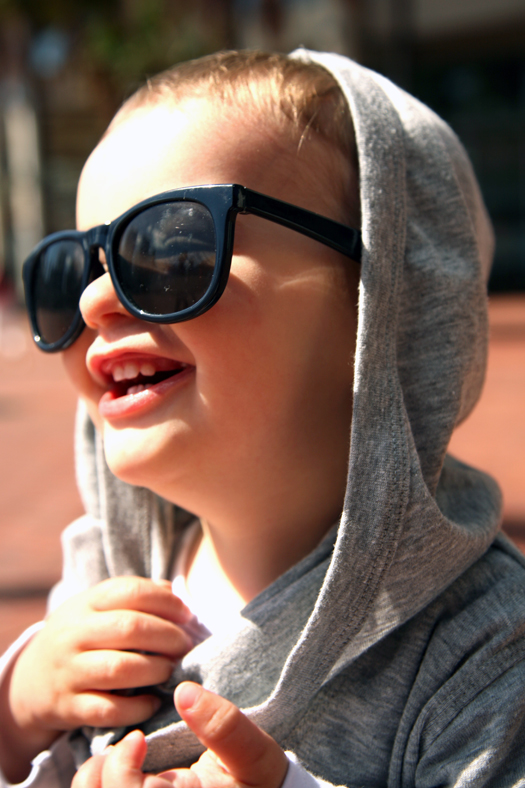 ray ban zonnebril baby